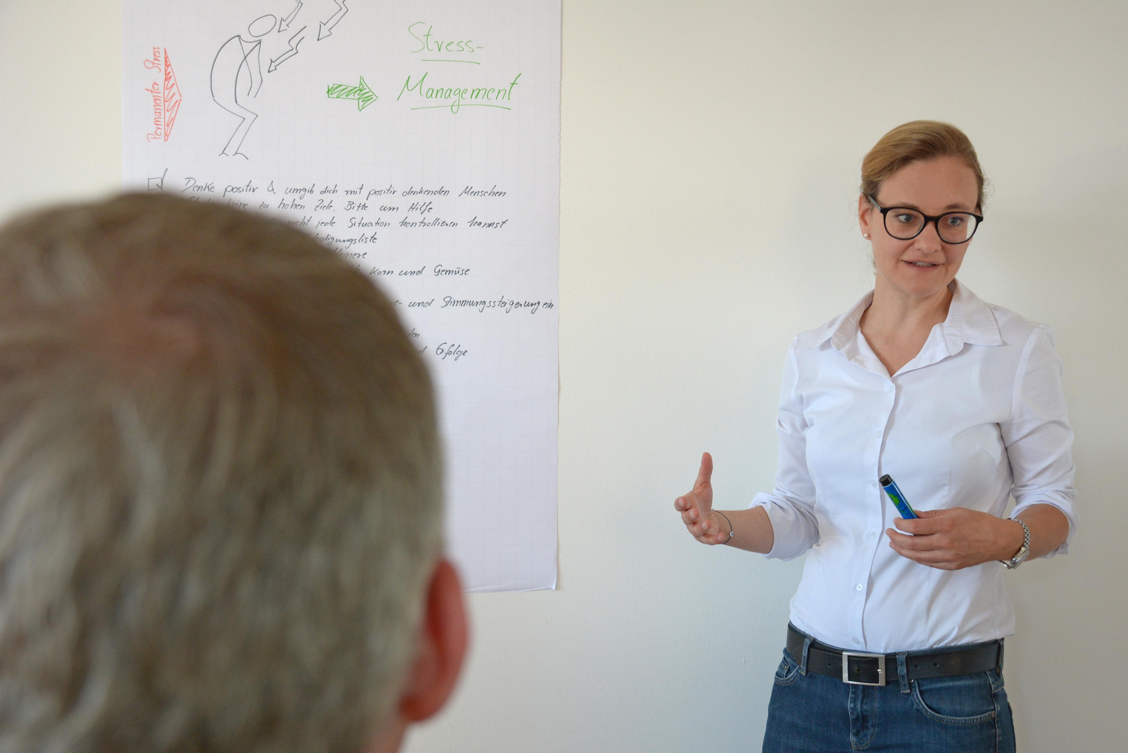 Gruppenberatung Coaching Adele Brucks München