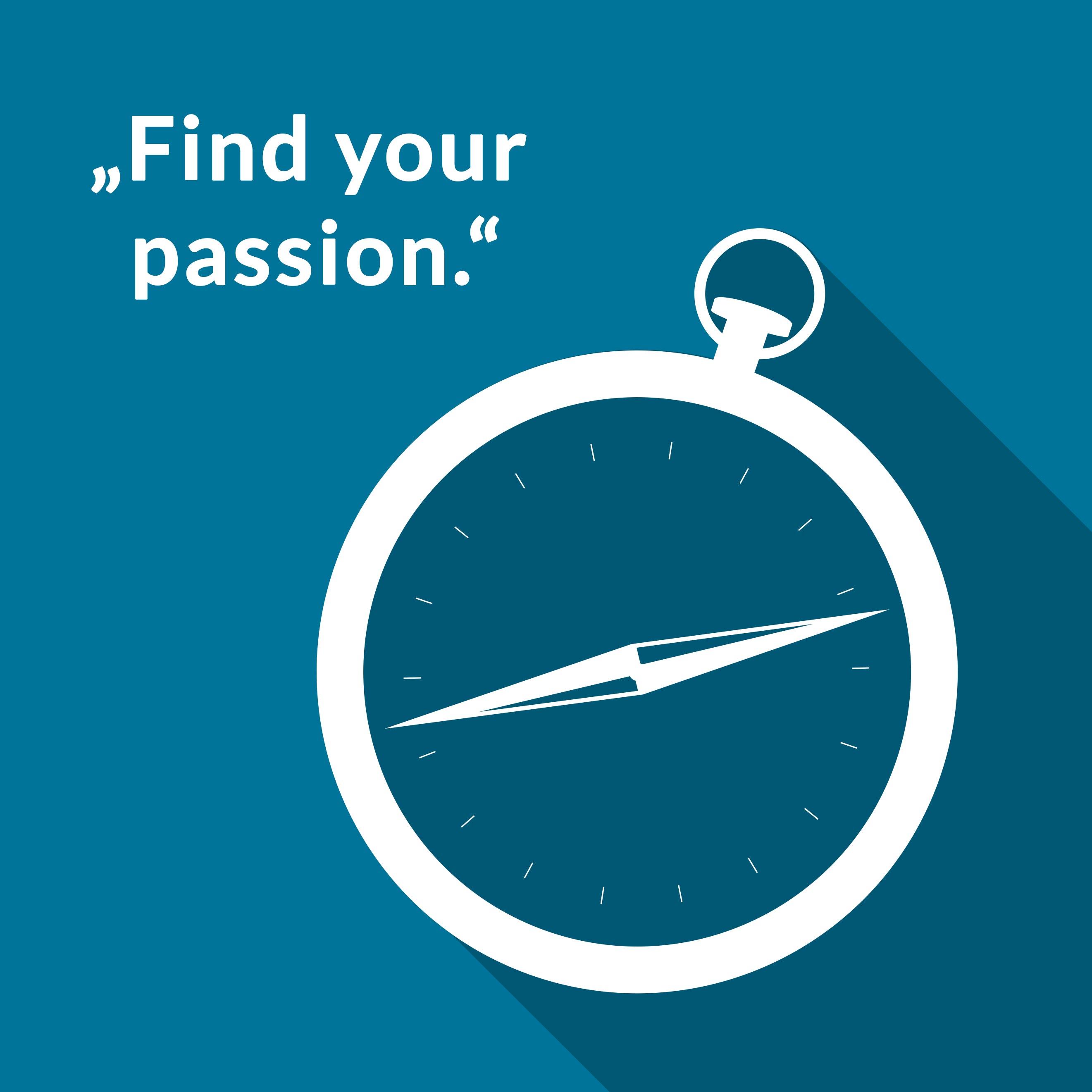 Find your passion - finde Deine Bestimmung Adele Brucks